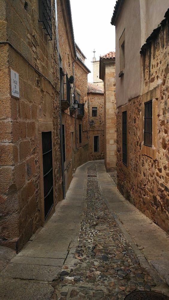 Escoge viajar a la provincia de Cáceres en familia