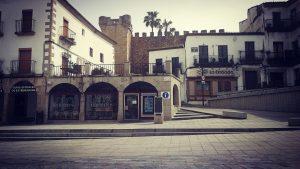 Oficina de Turismo Caceres Plaza Mayor